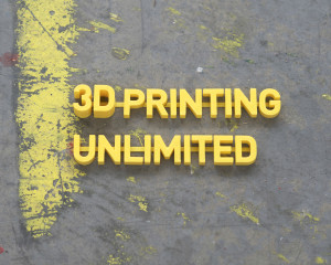 3D Printing Unlimited <br/><span>William Kempton<span/>